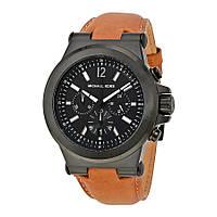 Часы мужские Michael Kors Dylan Chronograph Black Dial MK8512