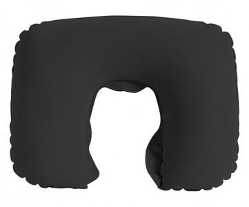 Надувная дорожная подушка для шеи 430×265 мм