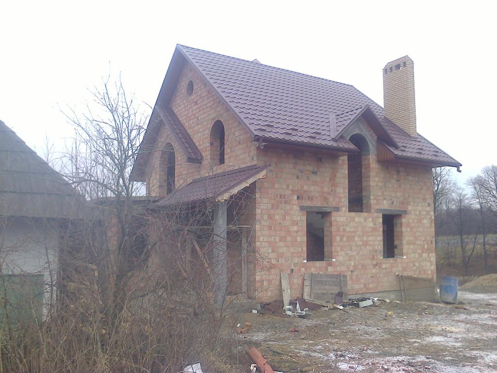 Дом в Глибочке