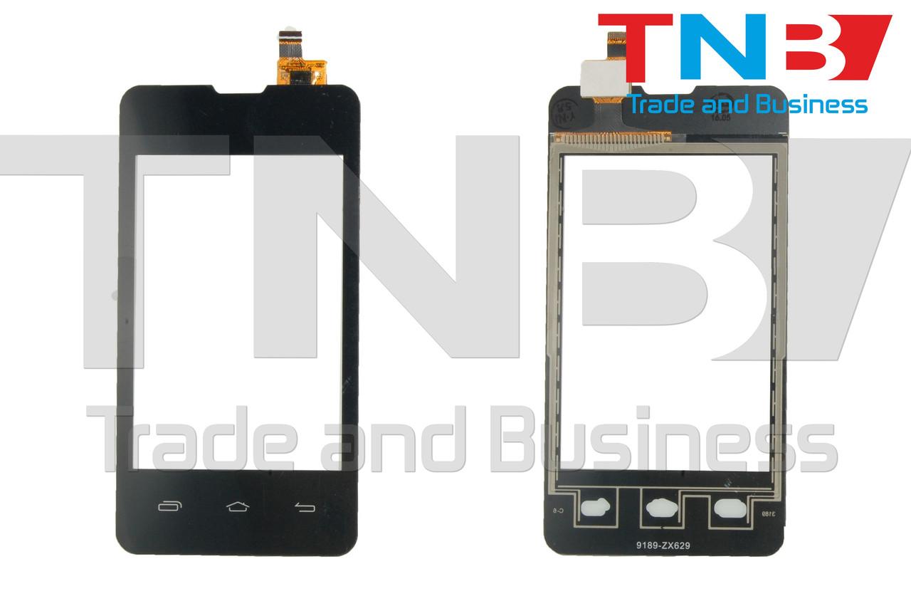 Сенсор Prestigio MultiPhone 3350 Duo Черный
