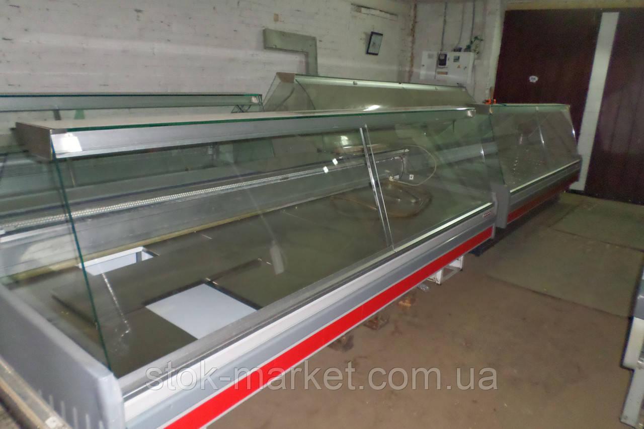 Холодильная витрина Arneg 3.1 s.p.a. (Via Venezia )