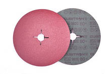 Круг абразивный 982С Cubitron II 27628  на фибр. осн., 125 Х 22мм., P80
