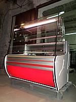 Кондитерская витрина COLD C12G 1.2 метра, б/у, фото 1