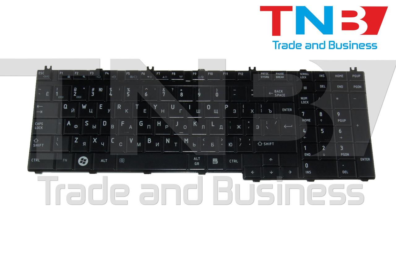 Клавиатура TOSHIBA Qosmio G50 G55 оригинал