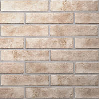 Плитка клинкерная Brickstyle Baker Street светло-бежевый 250х60