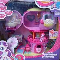 Детский домик для пони с музыкальными эффектами 779