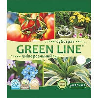 Субстрат универсальный Green Line 10 л