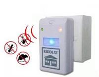 Электронный отпугиватель грызунов, тараканов, муравьев и пауков RIDDEX