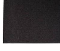 Коврик для йоги Ришикеш (Rishikesh) черный