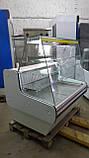 Кондитерська вітрина Cold 1.2 м. б/у, Кондитерська вітрина б/у, холодильна вітрина б, вітрина кондитерська, фото 4