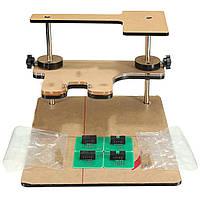BDM позиционный столик с адаптерами