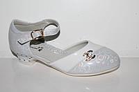 Нарядные туфельки на новогодний карнавал на девочек от TOM.M T10-37A (12/6 пар 27-32)