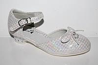 Нарядные туфельки на новогодний карнавал на девочек от TOM.M T10-40A (12/6 пар 27-32)