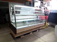 Кондитерская холодильная витрина Arneg VENEZIA 1.9 м. б/у., кондитерская витрина б у, холодильная камера б у, , фото 1