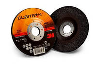 Зачистной круг Cubitron™ II T27 арт 65509, 125мм х 22мм