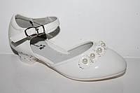 Нарядные туфельки на новогодний карнавал на девочек от TOM.M T10-38A (12/6 пар 27-32)