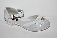 Нарядные туфельки на новогодний карнавал на девочек от TOM.M T10-33A (12/6 пар 27-32)