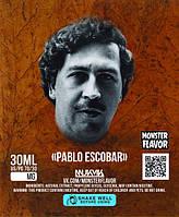 Жидкость Monster Flavor - Pablo Escobar (Сигара Фисташка Кокос), 0 mg