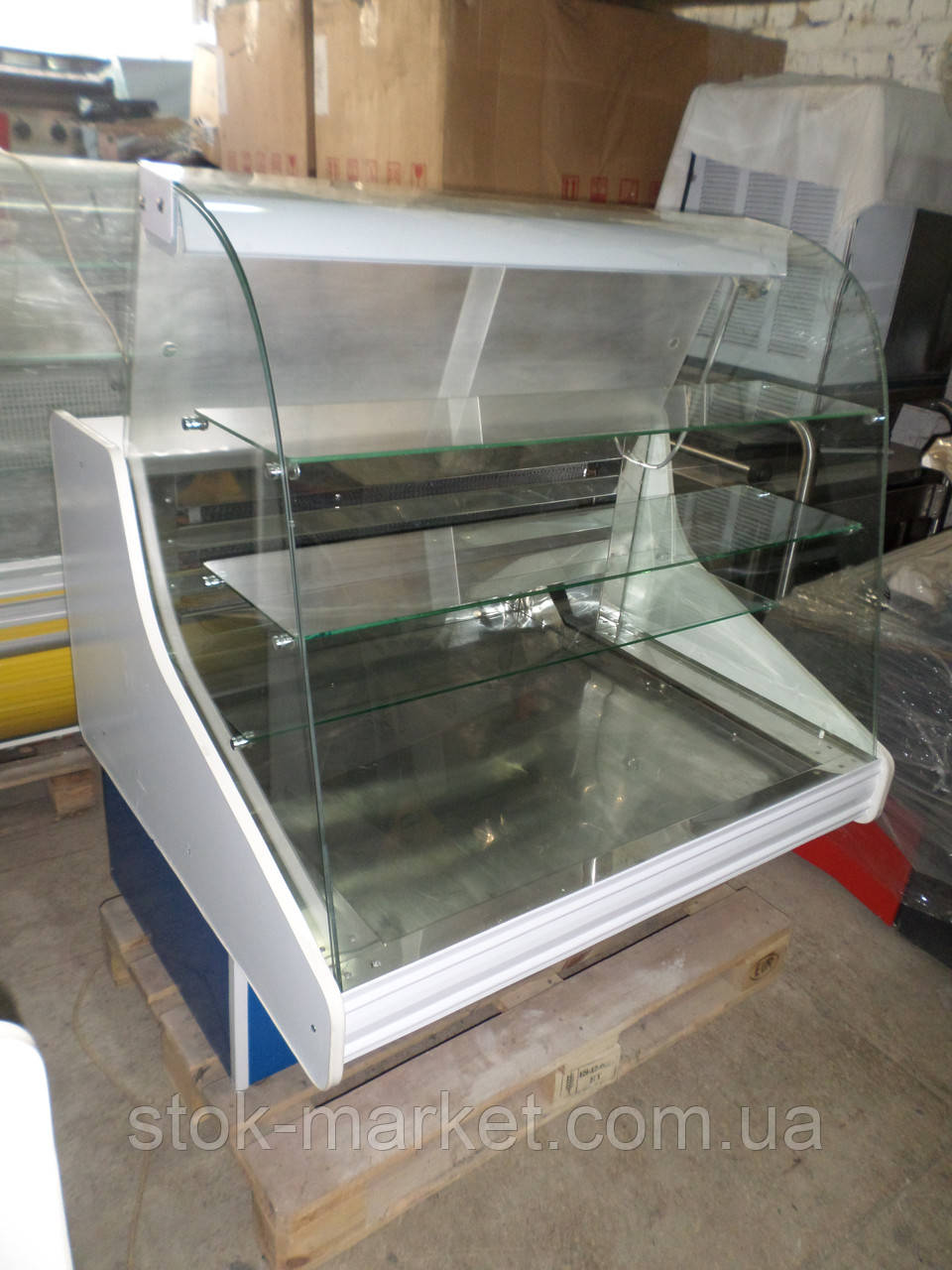 Кондитерские холодильные витрины, кондитерская витрина Технохолод Флорида 1,1 м.