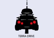 Автомобильные багажники TERRA DRIVE (аэробокс)
