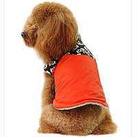 Куртка для животных Добаз , Dobaz Street style оранжевая
