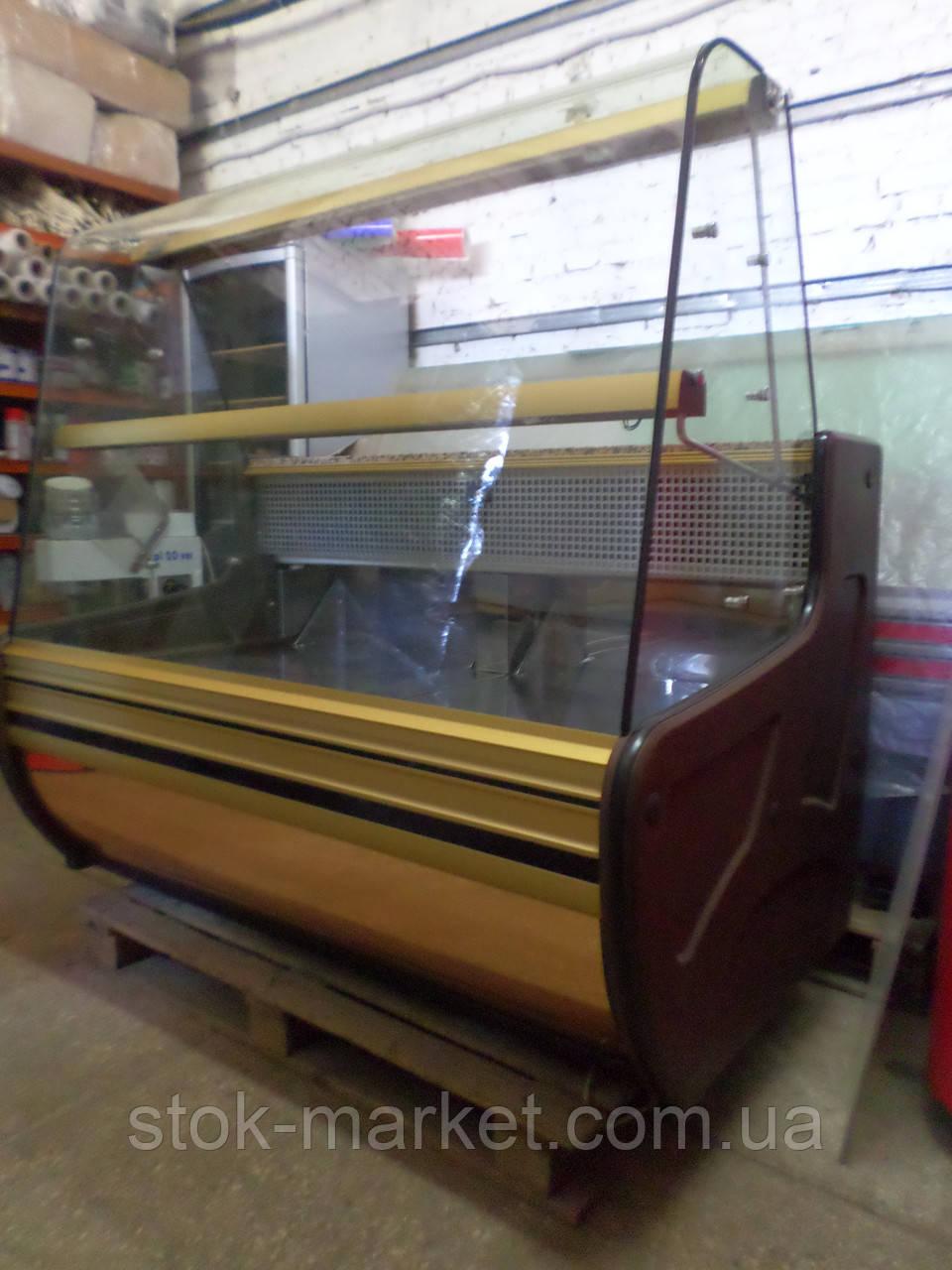 Кондитерская холодильная витрина Cold C-14G производство Польши,  Cold - холодильное оборудование европейского