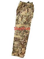 Брюки армейские  военная форма камуфляж  Max Fuchs Mission Рипстоп Snake FG    01360O  M