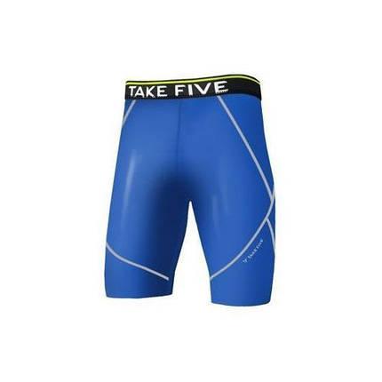 Компрессионные шорты Take Five Синие, фото 2