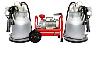 Доильные аппараты Буренка, Березка и Белка (сухого типа)