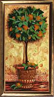 Набор для вышивания бисером Апельсиновое дерево БФ 288