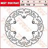 Тормозной диск TRW / Lucas MST266RAC