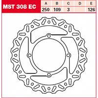 Тормозной диск TRW / Lucas MST308EC