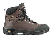 """Ботинки """"CESEN OX 15"""", натуральная коричневая кожа + мембрана TEPOR DRY (осень-зима, до -15) + подошва VIBRAM"""