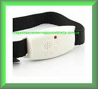 Ультразвуковые отпугиватели клещей и блох ошейник ЭкоСнайпер PGT-041