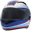 EVS CYPHER STREET HELMET - MAVERICK, Red/Blue - Красный/Синий, XL