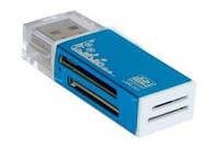 Переходник для карты памяти кардридер CARD READER USB AT-CR31