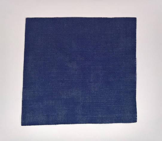 Тканый полиэстер (темно-синий) - 150 г/м2, фото 2