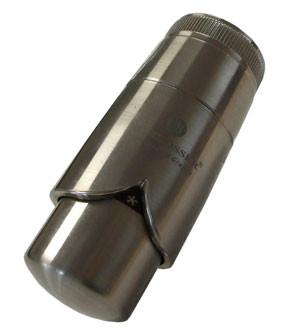 Термостатическая головка BRILLANT DZ сталь