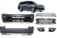 """Аэродинамический комплект """"Autobiography"""" для Range Rover Sport"""