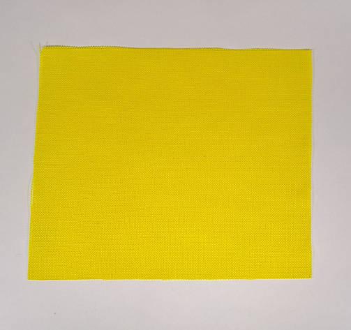 Тканый полиэстер (желтый) - 150 г/м2, фото 2