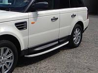 Пороги боковые Rangr Rover SportRRLI52