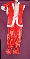 Новогодний костюм для мальчика Гномик 6-8 лет