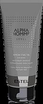 ALPHA HOMME Крем – паста для волос
