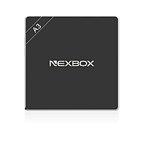 Медиаплеер:NEXBOX A3 Amlogic octо-core S912 2/16 G TV Box