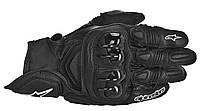 Мотоперчатки ALPINESTARS GPX  кожа черный S