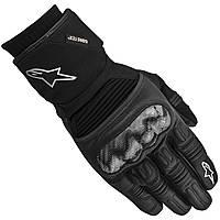 Мотоперчатки ALPINESTARS Polar Gore-Tex® кожа черный S