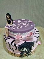"""Торт для доченьки """"Монстерхай"""", фото 1"""
