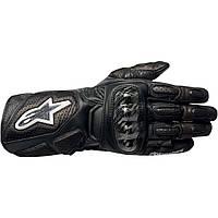 Мотоперчатки ALPINESTARS SP-2 кожа черный S