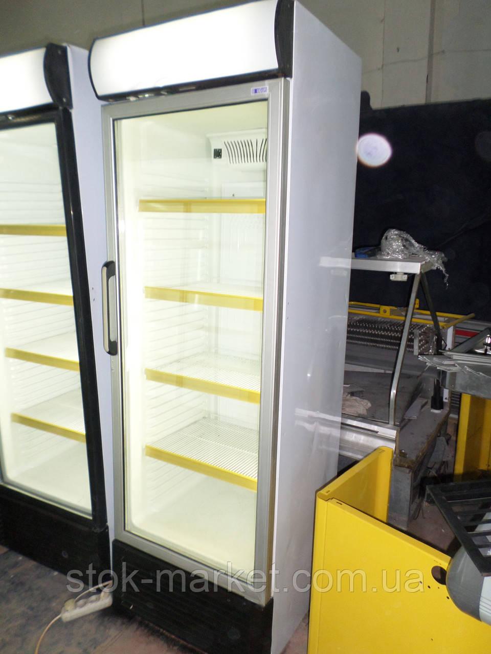 Холодильный шкаф UGUR USS-440 DTKL б/у, Холодильный шкаф б у, холодильная камера б у, холодильная витрина б у,