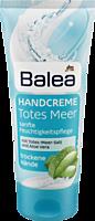 Крем для рук и ногтей с солью мертвого моря Balea Handcreme Totes Meersalz mit Aloe Vera 100мл